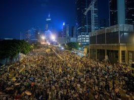 Hong Kong's Protest