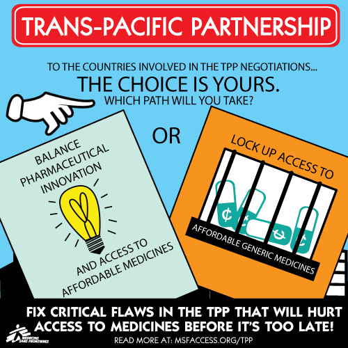Do You Need Affordable Medicines Then Tpp Is Bad News For You Says