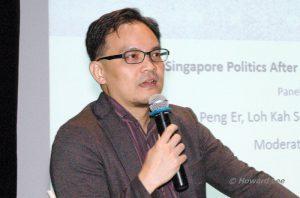 Dr Loh Kah Seng