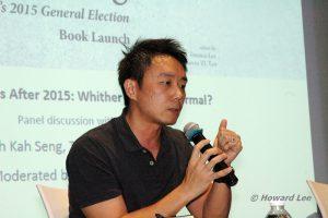Dr Terence Chong