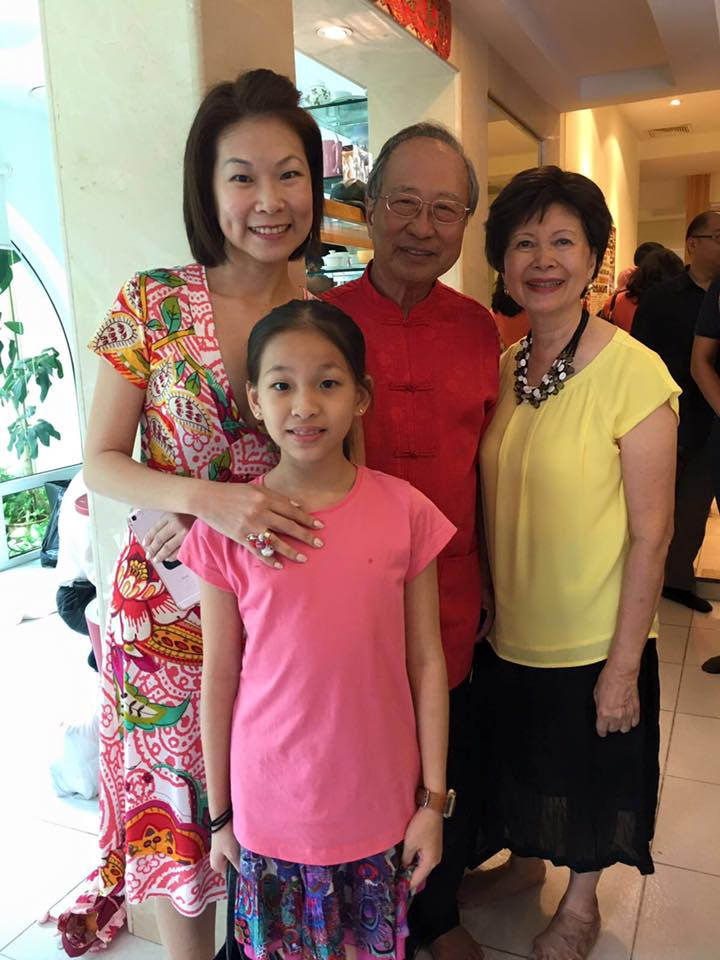 Jaslyn Go of Singapore Democratic Party