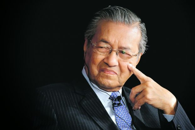 Image result for Mahathir Mohamad.