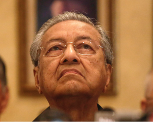Mahathir in first stand-off against royals, not budging on non-Malay AG