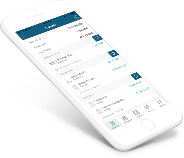 Seedly iOS app 2