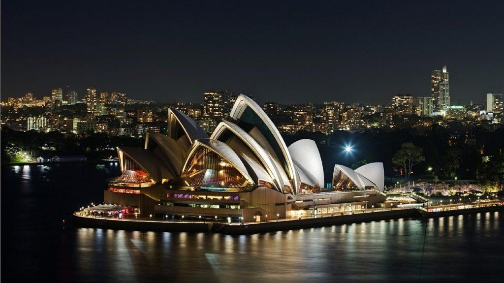 Sydney Opera House - Sydney property loan