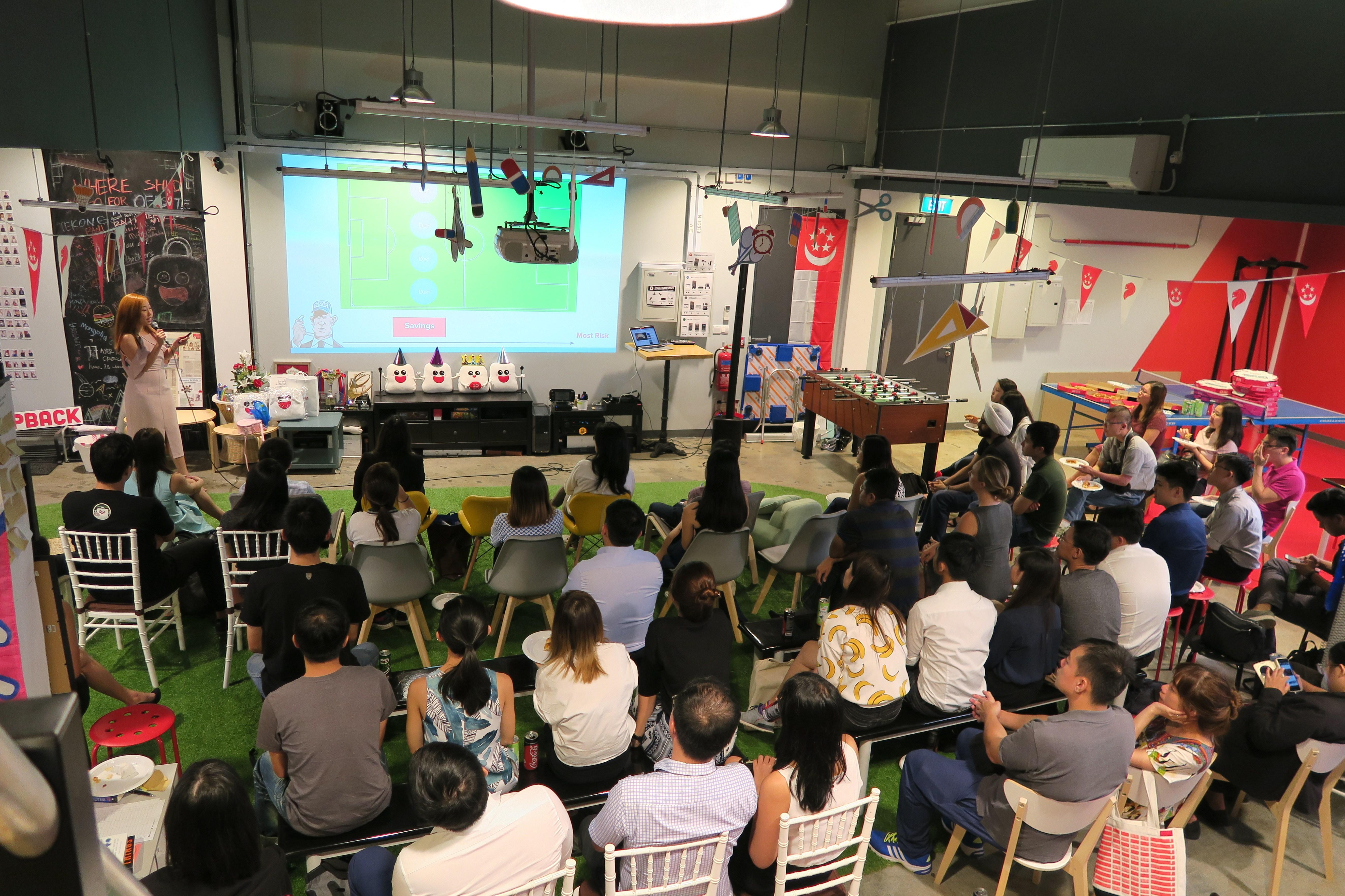 Budgetbabe SG meetup