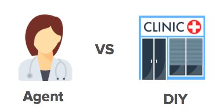 Agent vs DIY insurance