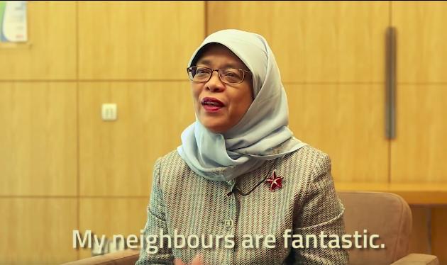 Halimah Yacob sworn-in as Singapore's 8th President