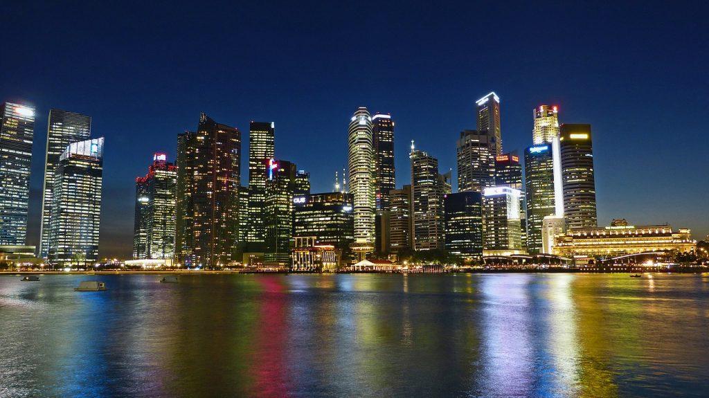Singapore Banking District
