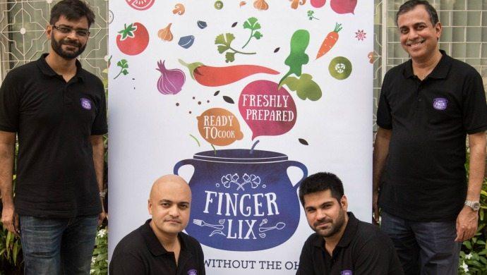 The Fingerlix founding team