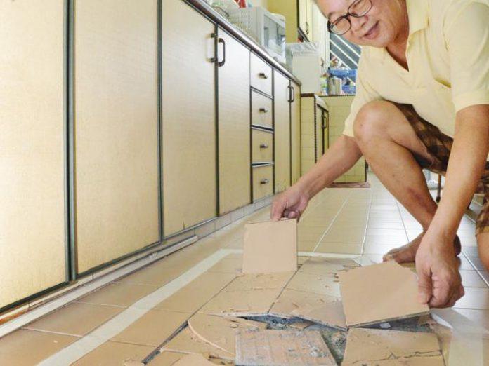 cheapest floor tiles price