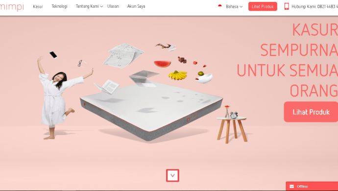 Mimpi Sells Its Own Mattresses Online Here S How It