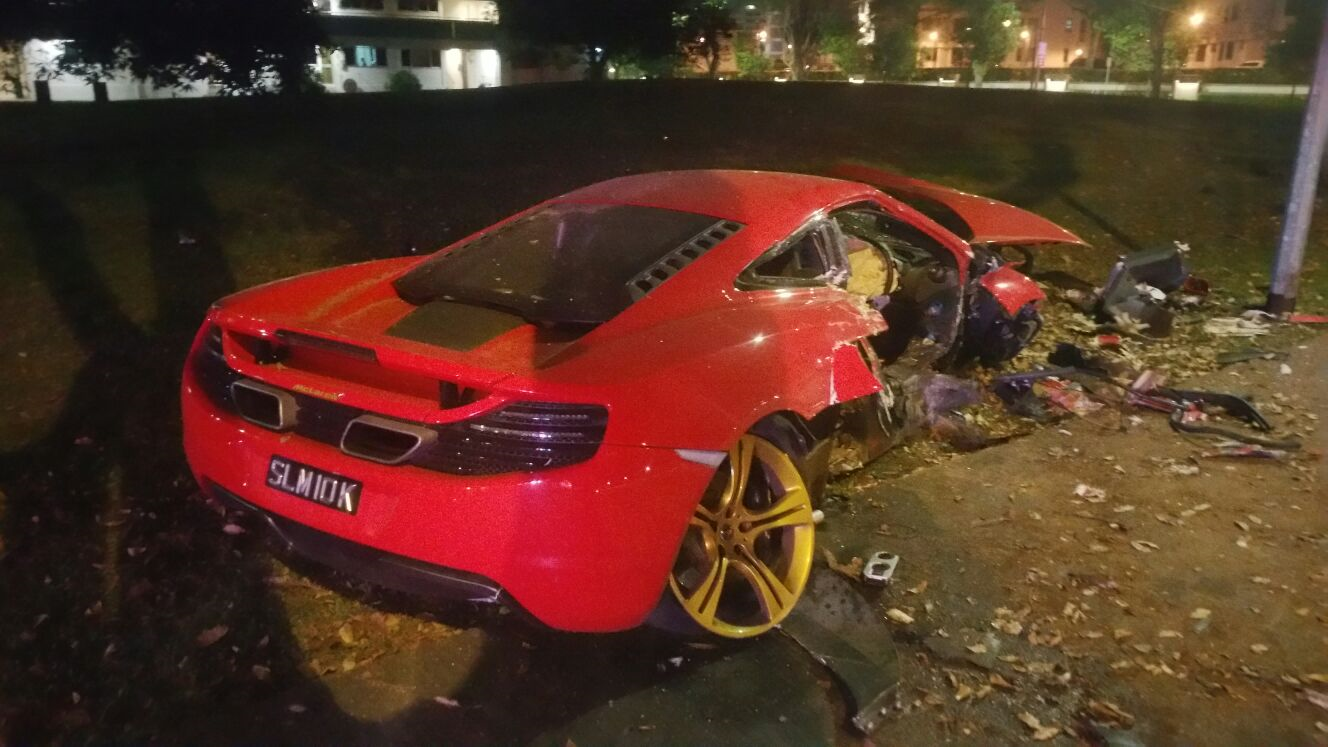 Car Accident Singapore