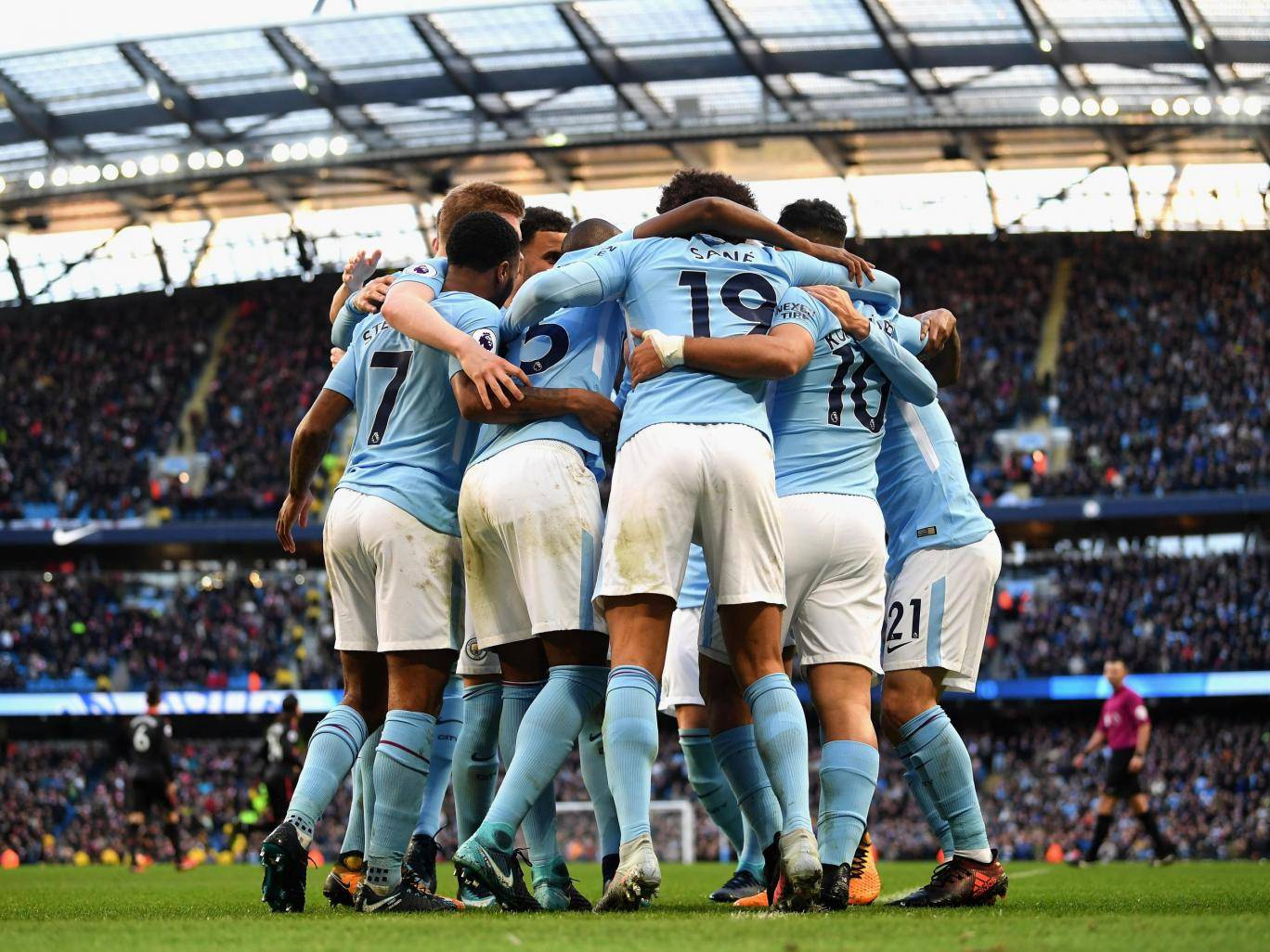 After 40 Goals In Just 12 Matches How Do You Stop Manchester City