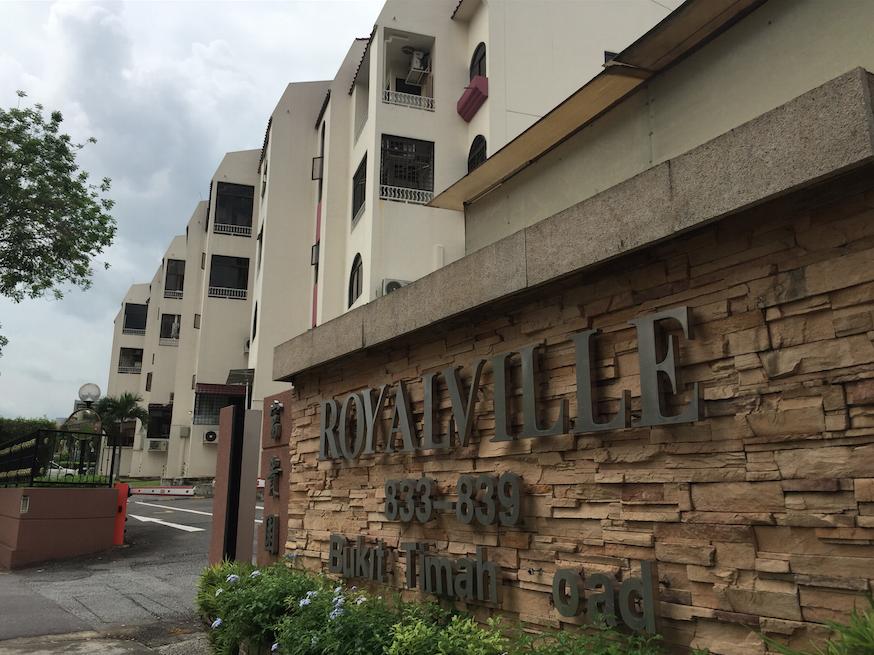 Royalville Condominium Enbloc
