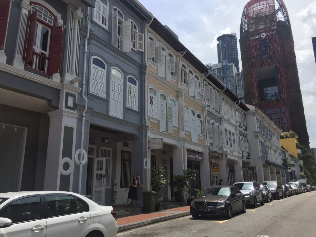 home loan for Tras Street commercial shophouses?