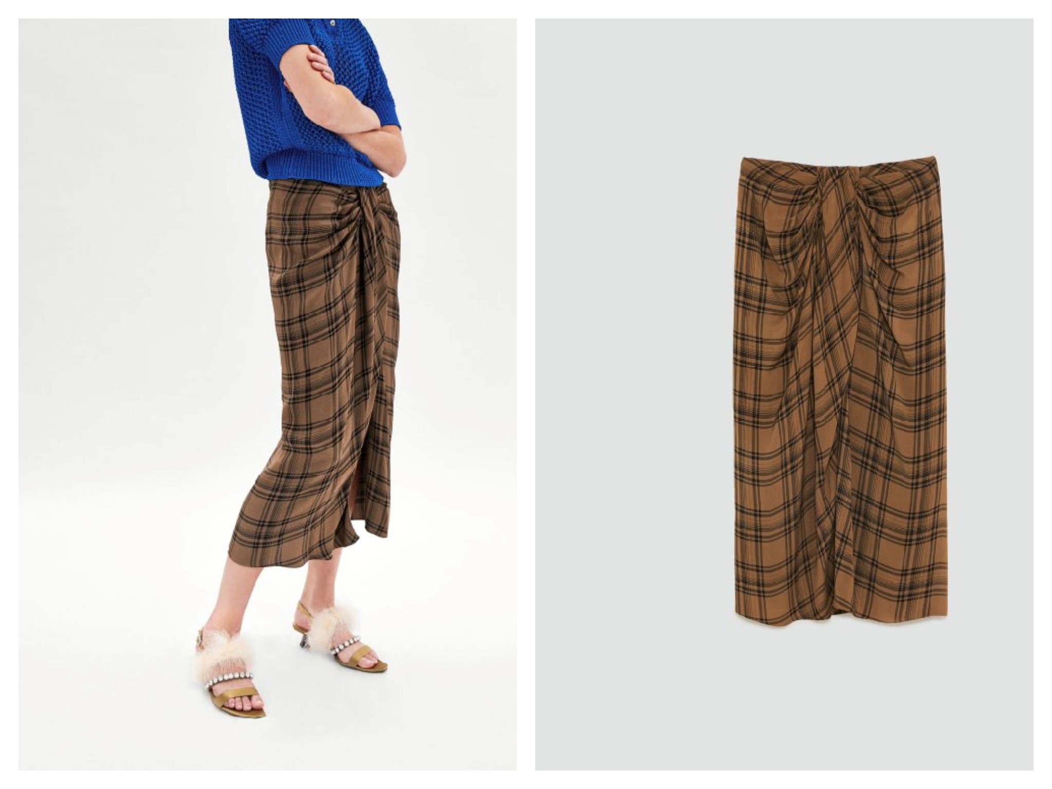 Fashion brand Zara sells lungi lookalike for Rs 4990