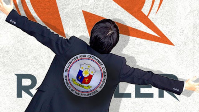 NUJP hits revocation of Rappler registration