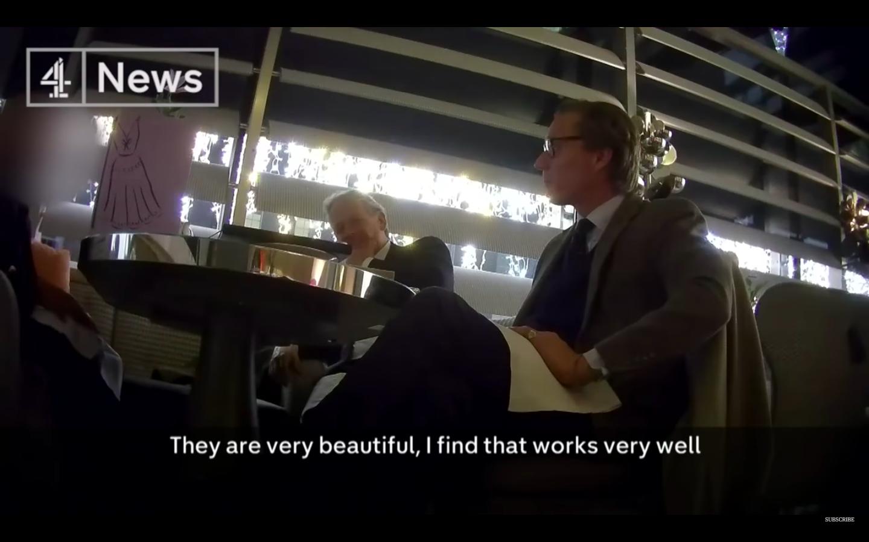 United Kingdom data watchdog raids Cambridge Analytica office in London