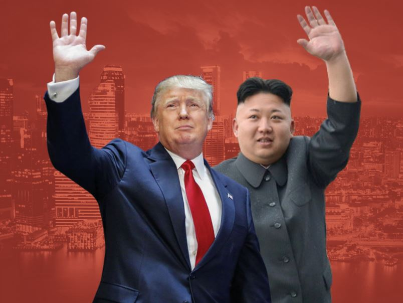 Trump and Kim set date for 'special moment'