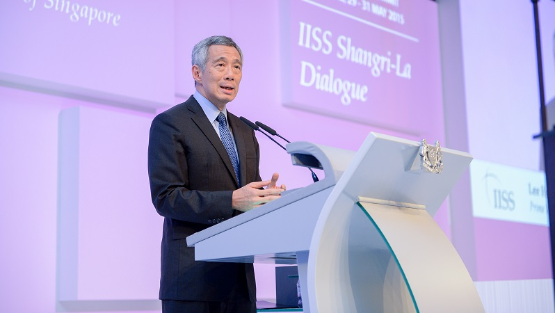 Singapore Says U.S., China Both Risking Status Quo With Actions