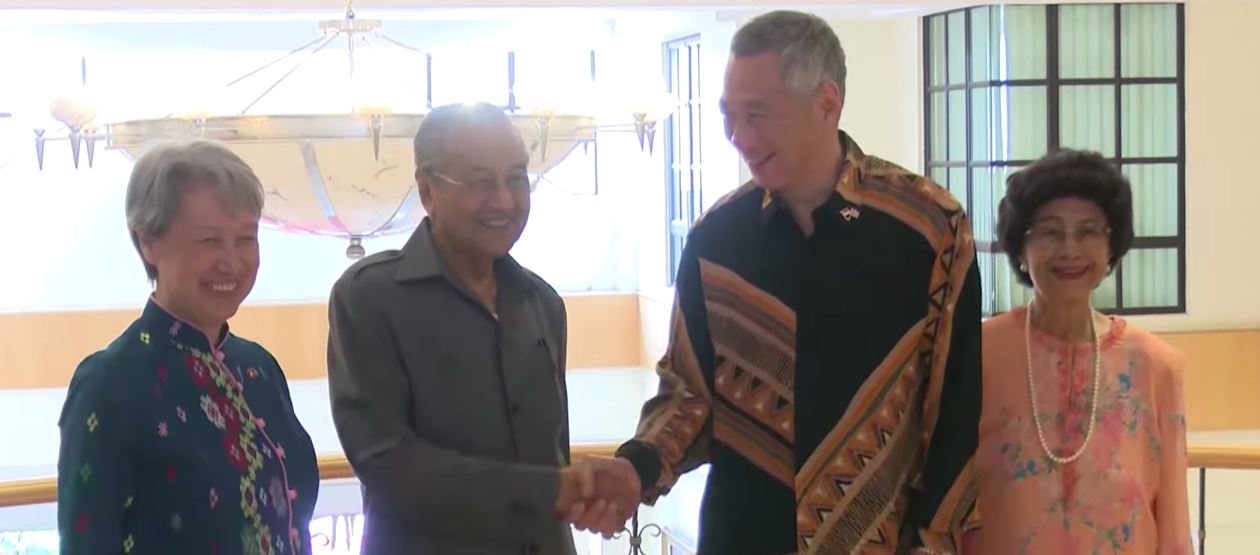 bilateral relationship between singapore and malaysia relations