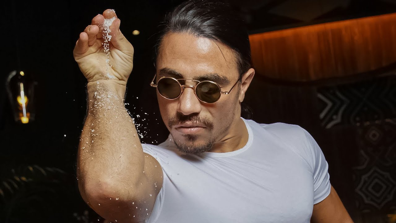 5 Reasons Not To Eat At Salt Bae's Restaurant That Have Nothing To Do With Maduro