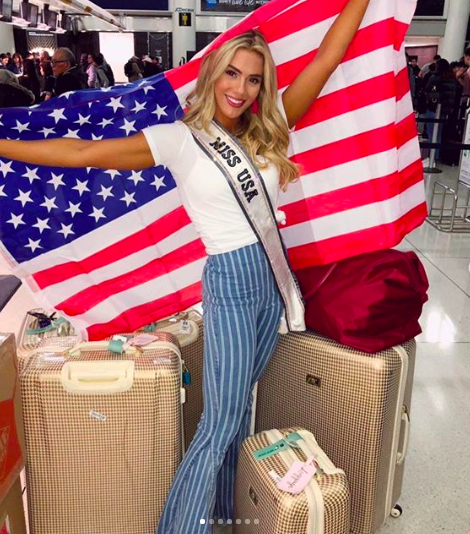 Miss USA apologizes after comments spark criticism of being racist and xenophobic