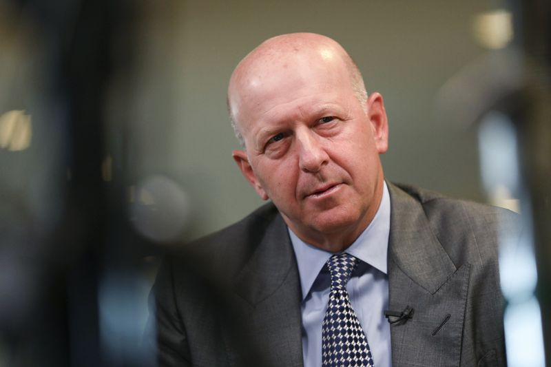 Goldman Sachs CEO defends bank in 1MDB scandal