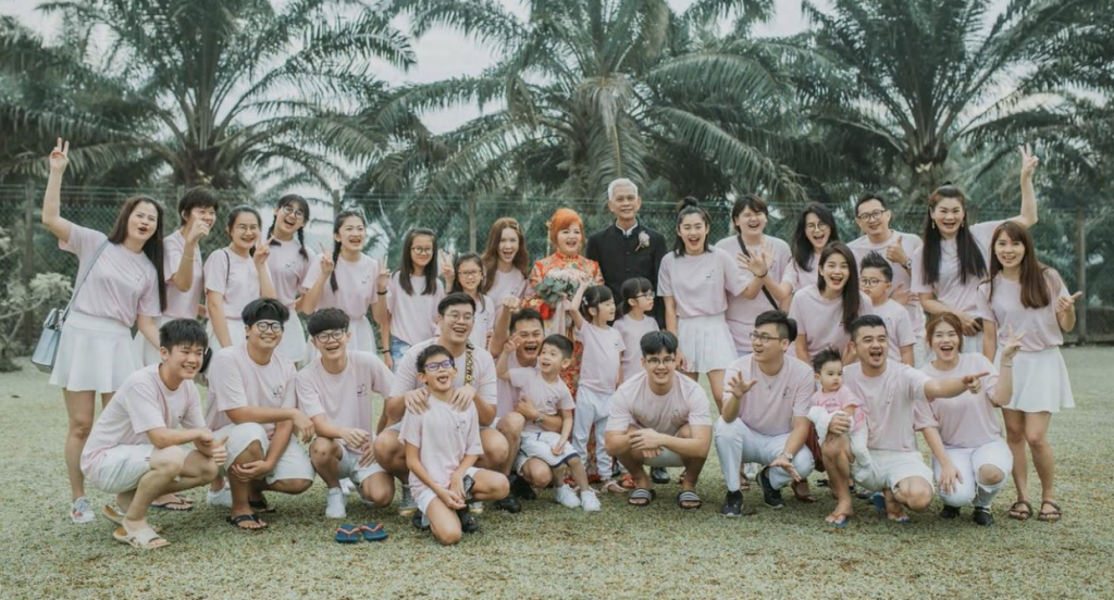 Relationship goals: Malaysian couples renews wedding after