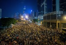 Hong Kong's Protest